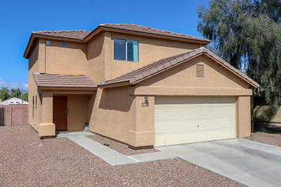 Tucson AZ Single Family Home For Sale: $209,900