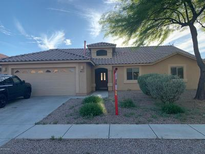 Tucson AZ Single Family Home Active Contingent: $240,000