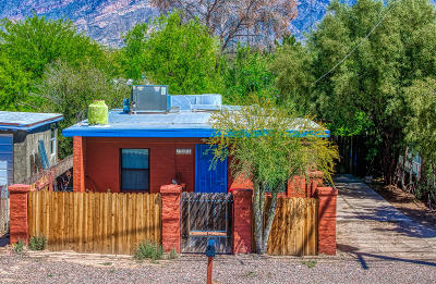 Pima County Single Family Home For Sale: 5407 E Glenn Street