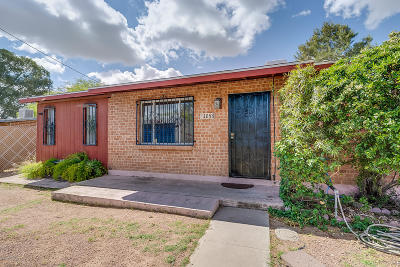 Pima County Single Family Home For Sale: 4058 E Harley Street