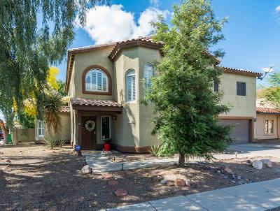Marana Single Family Home For Sale: 7180 W Maple Ridge Drive