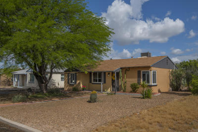 Pima County Single Family Home Active Contingent: 4603 E 6th Street