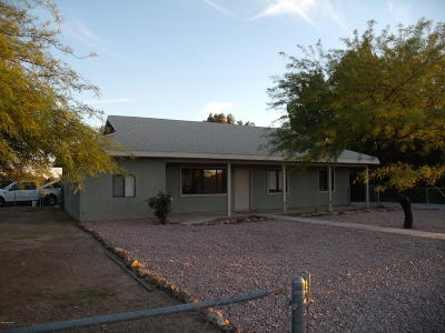 Marana Single Family Home Active Contingent: 12541 W Swanson Street