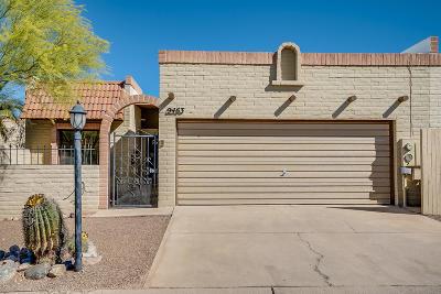 Tucson Condo For Sale: 9463 E Shiloh Street