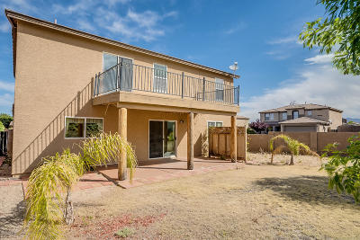 Vail AZ Single Family Home For Sale: $224,500