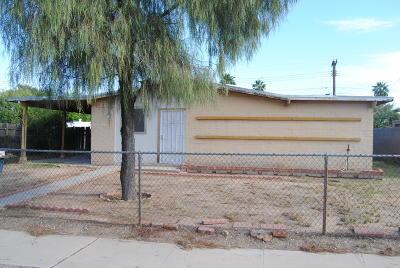 Pima County Single Family Home For Sale: 3739 E Sylvane Street