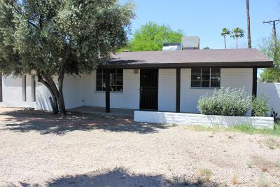Pima County Single Family Home For Sale: 1539 N Benton Place