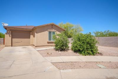 Pima County Single Family Home For Sale: 1587 E Salem Place