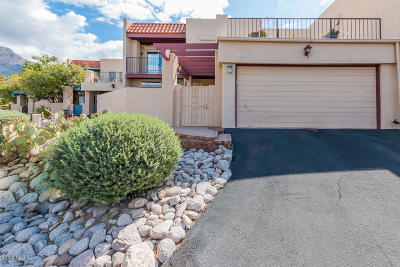 Tucson Townhouse Active Contingent: 6360 N Camino Los Mochis