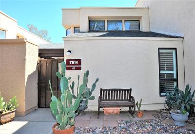 Tucson Condo For Sale: 7614 E Callisto Circle #67