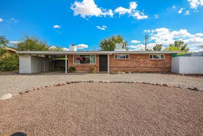 Pima County, Pinal County Single Family Home For Sale: 6966 E Kenyon Drive