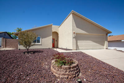 Pima County, Pinal County Single Family Home For Sale: 851 N Fleetwood Lane