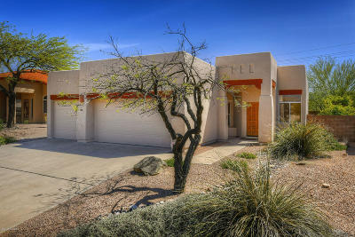 Tucson Single Family Home For Sale: 1749 N Camino Agrios