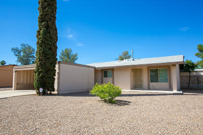 Pima County, Pinal County Single Family Home For Sale: 3300 S Magda Avenue