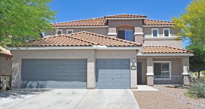 Pima County Single Family Home For Sale: 104 W Calle Bayeta
