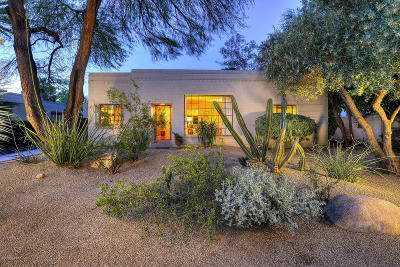 Tucson Single Family Home For Sale: 2224 E Adams Street