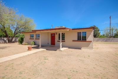 Pima County Single Family Home For Sale: 5341 S Lansing Stravenue