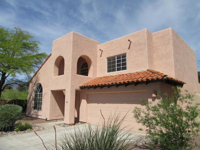 Tucson Single Family Home For Sale: 2920 E Avenida Portico