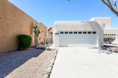 Tucson Single Family Home For Sale: 4095 N Calle Bartinez