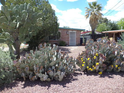 Pima County Single Family Home Active Contingent: 2947 N Richey Boulevard
