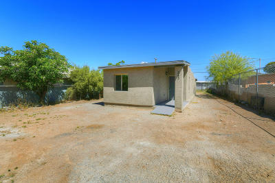 Pima County Single Family Home For Sale: 343 E 30th Street
