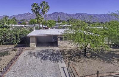 Tucson Single Family Home Active Contingent: 6925 E Kingston Drive