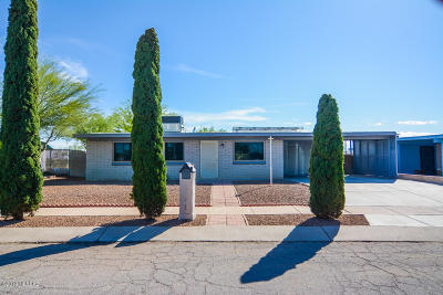 Pima County, Pinal County Single Family Home For Sale: 7628 E Apple Tree Drive