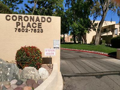Tucson Condo Active Contingent: 7608 E Callisto Circle