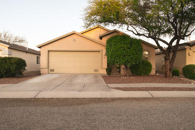 Pima County Single Family Home For Sale: 8429 S Burien Road
