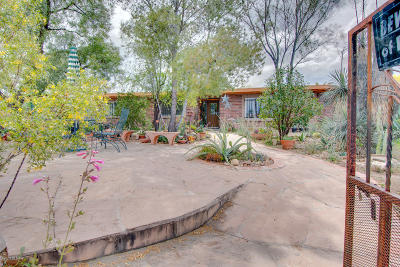 Tucson Single Family Home For Sale: 4701 N Gerhart Road