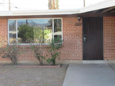 Pima County Single Family Home For Sale: 6142 E Beverly Street