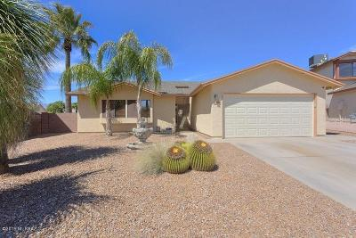 Pima County Single Family Home Active Contingent: 387 S Stonington Place