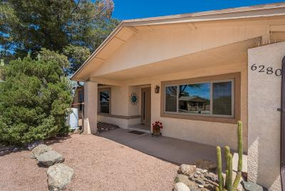 Pima County Single Family Home For Sale: 6280 N Tealeaf Place