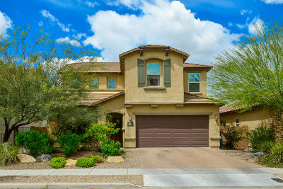 Tucson Single Family Home For Sale: 5744 S Tiger Lily Place