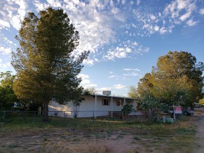 Pima County, Pinal County Manufactured Home For Sale: 16681 N Myste Lane