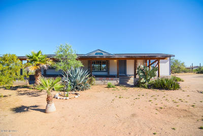 Tucson Manufactured Home For Sale: 6303 N Taylor Lane