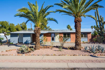Pima County Single Family Home For Sale: 6826 E Oberlin Drive