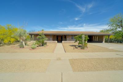 Green Valley Single Family Home For Sale: 1160 N La Canoa
