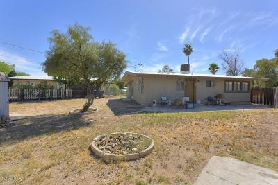 Pima County Single Family Home For Sale: 2117 S Wilson Avenue
