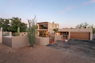 Pima County, Pinal County Single Family Home For Sale: 9485 E Placita Oaxaca