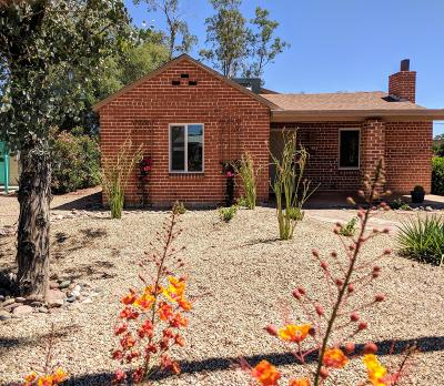 Pima County, Pinal County Single Family Home For Sale: 2902 E 10th Street