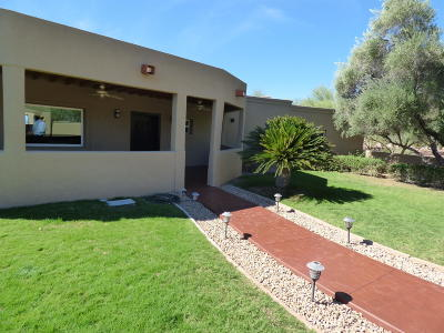 Tucson Single Family Home For Sale: 6655 N Casas Adobes Road