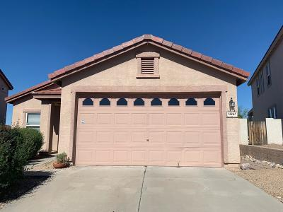 Pima County Single Family Home For Sale: 13267 N Tanner Robert Drive