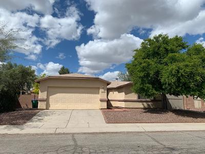 Tucson Single Family Home For Sale: 2792 W Firebrook Road