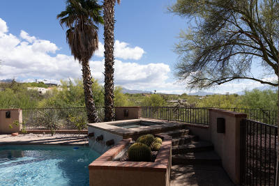 Tucson Single Family Home For Sale: 3640 N Calle Agua Verde