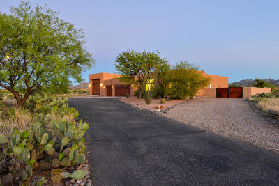 Pima County, Pinal County Single Family Home For Sale: 9450 E Still Springs Place