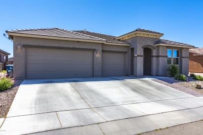 Sahuarita Single Family Home For Sale: 525 N Tree Mist Lane
