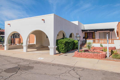 Green Valley Townhouse For Sale: 55 N Los Olmos