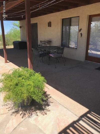 Tucson Single Family Home For Sale: 16061 W Lynnette Road