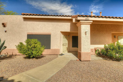 Green Valley Townhouse For Sale: 1586 N Paseo La Tinaja